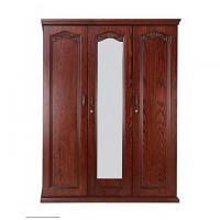 Allex Furniture Wood 4 Palla Almirah AF-WD-A-31