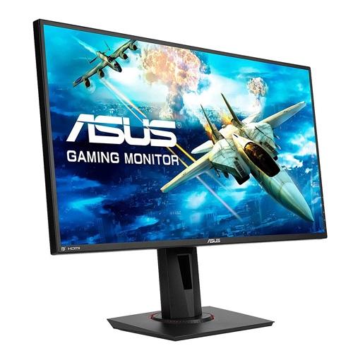 ASUS VG278QR 27 Inch Full HD G-SYNC Gaming Monitor (HDMI, DP, DVI-D)