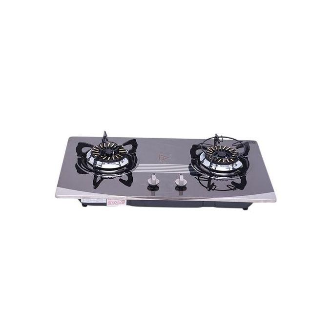Atom Double Burner Cooking Stove (NG) G1035