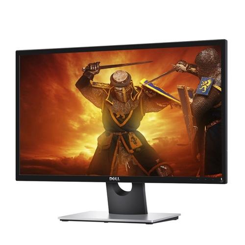 Dell SE2417HG 24 Inch Full HD Gaming Monitor (HDMI, VGA, Audio)