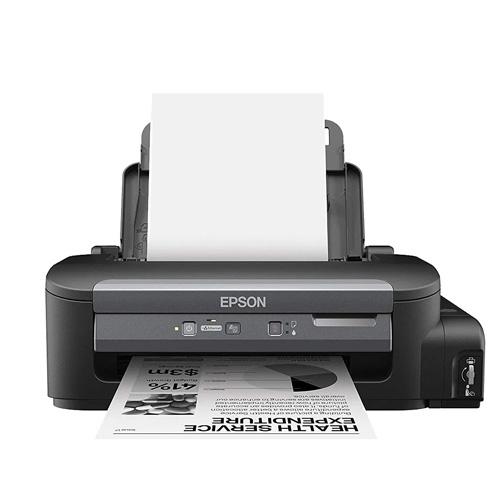 Epson EcoTank M105 Wi-Fi Single Function B&W Ink Printer #C11CC85502