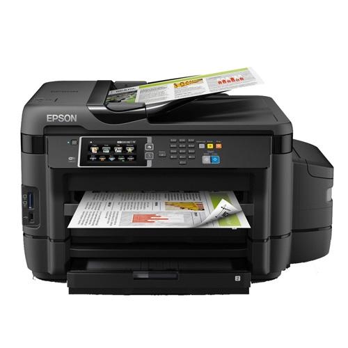 Epson L1455 A3 Wi-Fi Duplex All-in-One Ink Tank Printer #C11CF49501