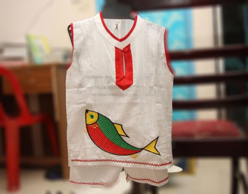 Fatua For Kids Mens Boishakhi