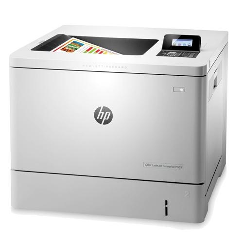 HP Color LaserJet Enterprise M553n Printer (B5L24A)