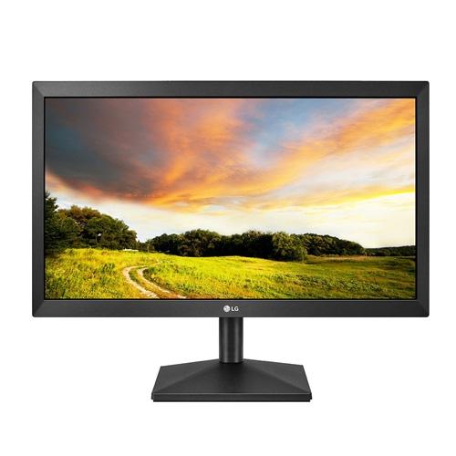 LG 20MK400H-B 20 Inch Res(1366 x 768) TN Monitor