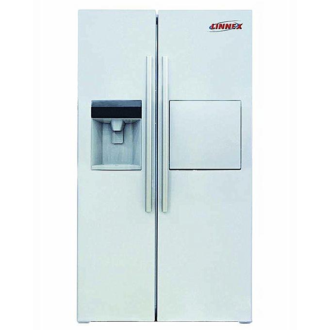 Linnex Linnex Side by side Refrigerator TRF-550WEDM