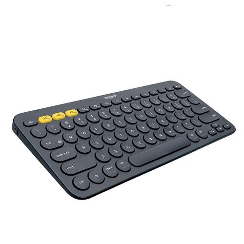 Logitech K380 Bluetooth Multi Device Grey Keyboard