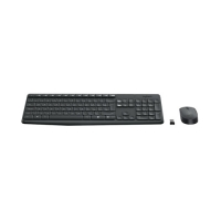 Logitech MK235 Combo Wireless Keyboard & Mouse