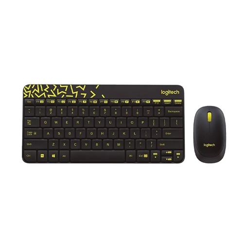 Logitech MK240 Combo Black Wireless Keyboard & Mouse