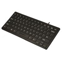 Micropack K2208 Black USB Mini Keyboard with Bangla