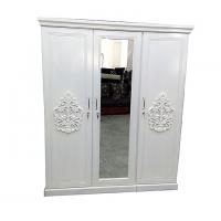 Nurjahan Furniture Victoria Design 3 Palla Almirah  AA-22