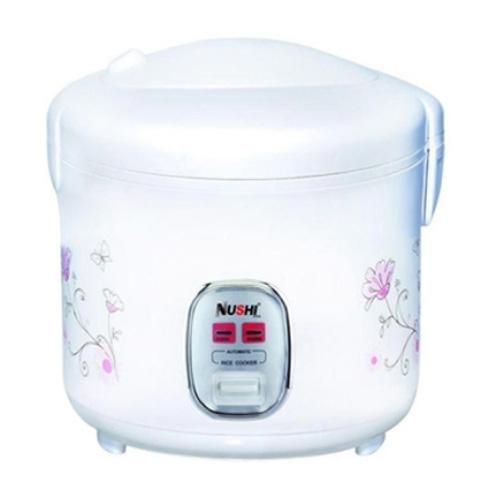 Nushi NS5015 Rice Cooker 1.8 Litre White
