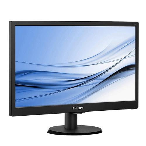Philips 203V5LSB2 19.5 Inch Res. 1600 x 900 LCD Monitor (VGA)