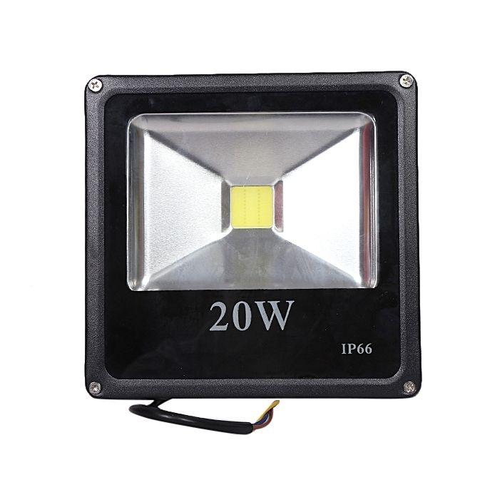 QRS LED Flood Light Set 20w  FL 20