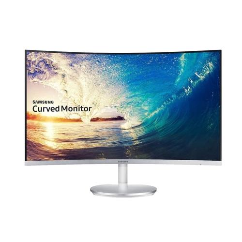 Samsung C27F591FDW 27 Inch Curved Full HD LED Borderless Monitor