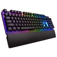 Thermaltake Challenger Edge Pro RGB Lighting Black Keyboard # KB-CPR-PLBRUS-01