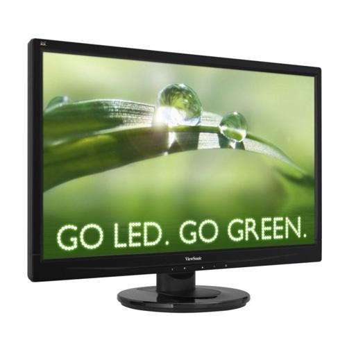 ViewSonic VA2046A 19.5 Inch LED Monitor