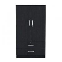 Allex Furniture Melamine Board 3 Palla LB Almirah AF-LB-A-44