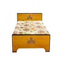 Allex Furniture Melamine Board Bed AF-LB-B-25