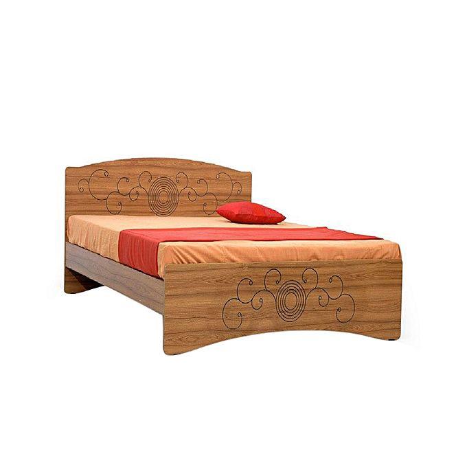 Allex Furniture Melamine Board Bed  AF-LB-B-26