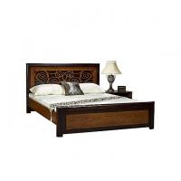 Allex Furniture Wood Board Bed AF-WD-B-15