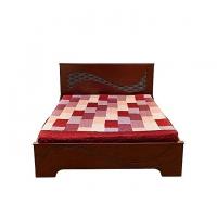Allex Furniture Wood Board Bed AF-WD-B-17