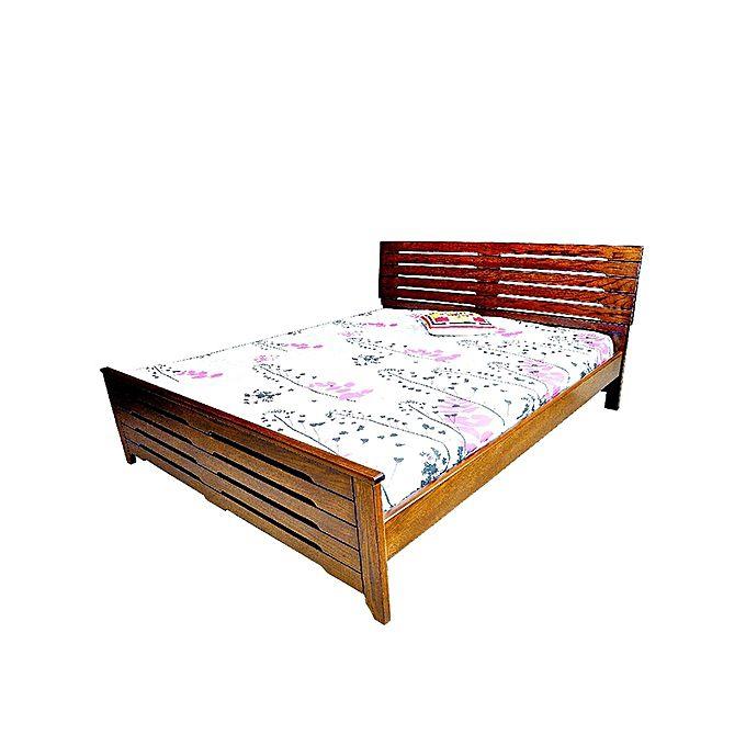 Allex Furniture Wood Board Bed AF-WD-B-24