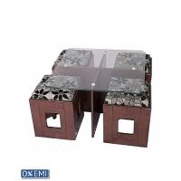 Allex Furniture Wood Center Table  AF-WD-CT-05