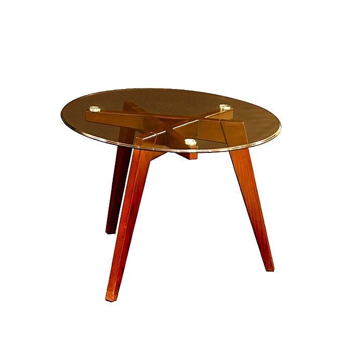 Allex Furniture Wood Center Table AF-WD-CT-10