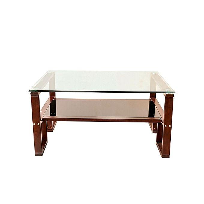 Allex Furniture Wood Center Table AF-WD-CT-11