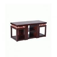 Allex Furniture Wood Center Table AF-WD-CT-15