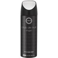Armaf Men Body Spray Club De Nuit Men Perfume