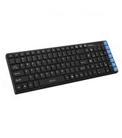 Astrum Flat Chocolate Wired Keyboard KM200