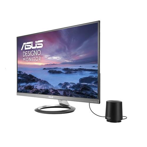 ASUS Designo MZ27AQ 27 Inch Ultraslim 2.5K Monitor WQHD, Frameless, Harman Kardon Audio