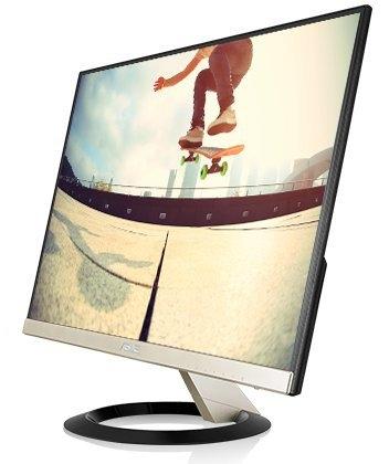 Asus VZ229H 21.5 Inch IPS Borderless Full HD LED Monitor