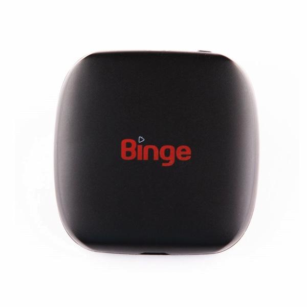 Binge Android Receiver