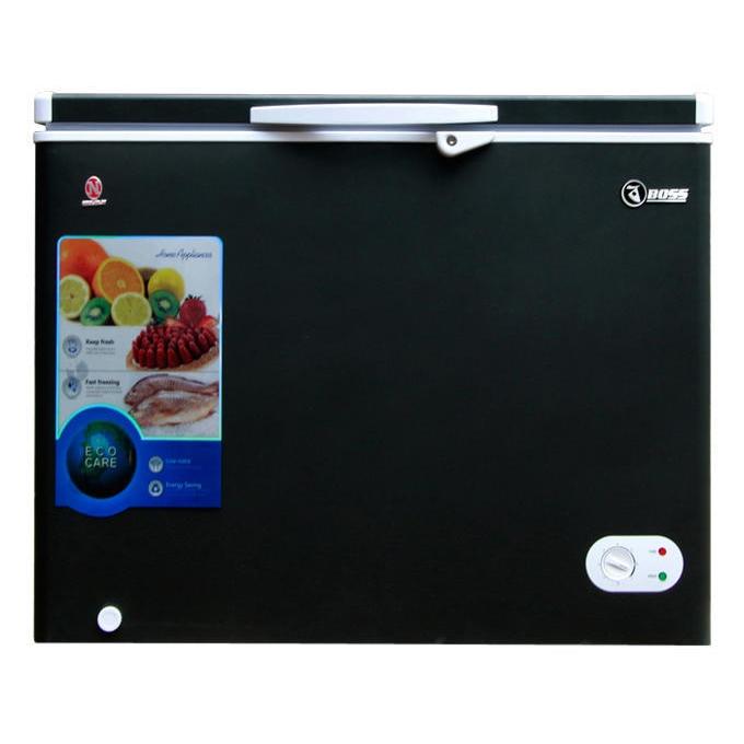 Boss Chest Freezer NFB-155 NI-BK
