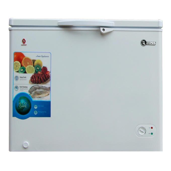 Boss Chest Freezer NFB-155 NI-W