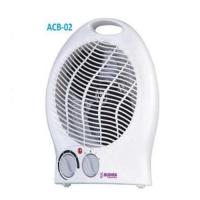 Bushra 2000W Room Heater ACB-02