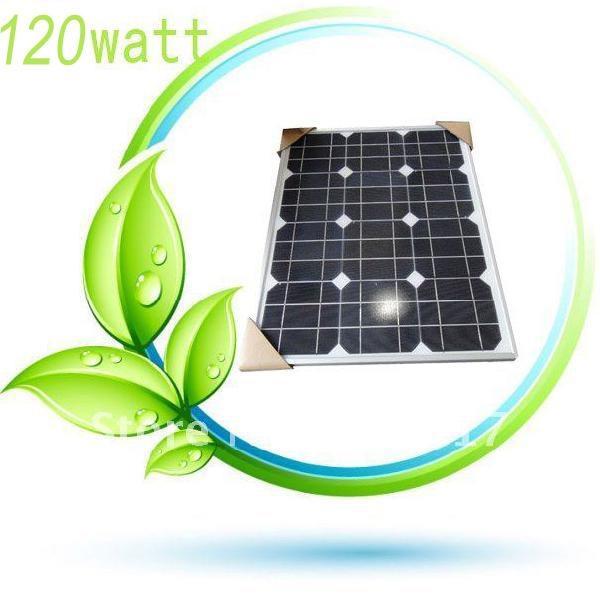 Butterfly Solar Panel 120W