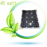 Butterfly Solar Panel 40W