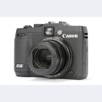 Canon Compact Camera PowerShot G16
