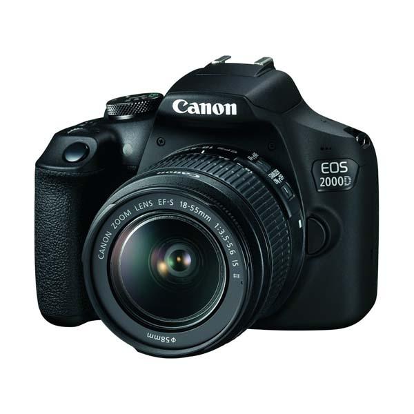 Canon EOS 2000D Digital SLR Camera