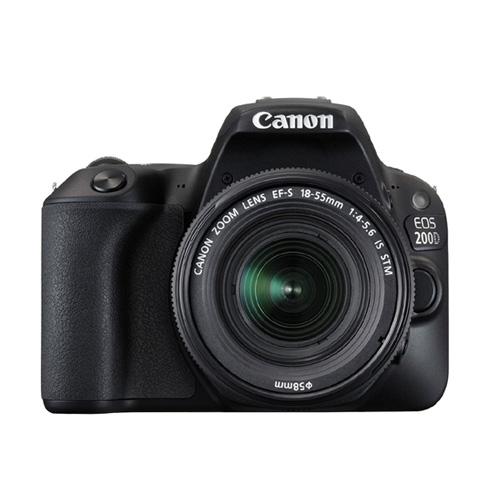 Canon EOS 200D Digital SLR Camera