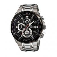 Casio Edifice Black Dial Men's Watch  EFR-539D-1AV