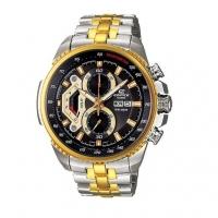Casio Limited Edition Gold Plated Edifice Watch EF-558SG-1AV