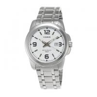 Casio Stainless Steel Analog Watch For Men MTP1314D-7AV