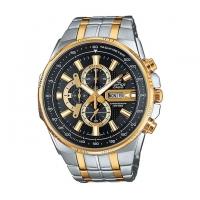 Casio Stainless Steel Chronograph Watch For Men EFR 549SG 1AV