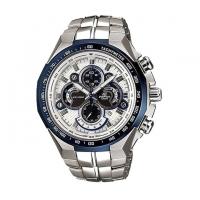 Casio Stainless Steel Wrist Watch For Men EFR-554