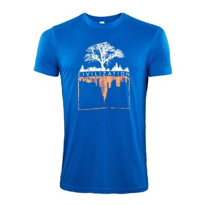 Civilization Men's T-Shirt Ts1038